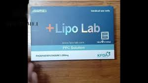 injection ppc lipolytic solution lipo