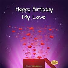 top 150 birthday love messages happy
