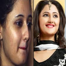 tv actors without makeup saubhaya makeup