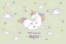 unicorn magic grey 470937
