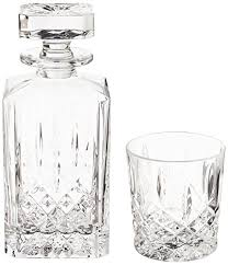 waterford crystal whiskey decanter