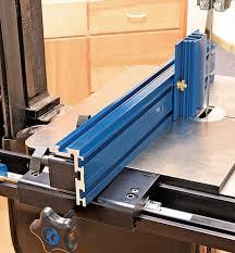 4 1 2 Resaw Guide For Kreg Precision Bandsaw Fence Lee Valley Tools