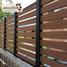 China Euro Panel Decorative Balcony Wpc Wood Plastic Fence Grill Design China Garden Fencing And Garden Fence Price