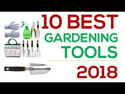 10 best garden tool sets you