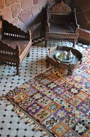 beyond marrakech moroccan rugs with color