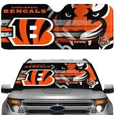 Official Cincinnati Bengals Car Accessories Bengals Decals Cincinnati Bengals Car Seat Covers Nflshop Com