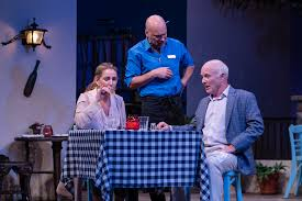 SLOW FOOD by Wendy MacLeod — Dorset Theatre Festival