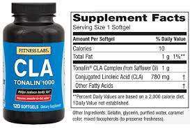 cla reduced body fat an average of 20