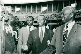 Image result for All African Games at the newly-built Moi International Sports Centre, Kasarani, and Nyayo Stadium,