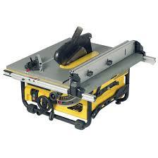 Dewalt Dw745 250mm Table Saw 240v Anglia Tool Centre
