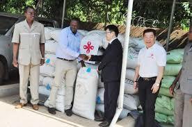 Coopération Chine-Burkina: la République populaire de Chine remet ...