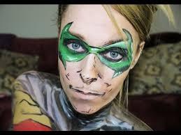 robin makeup batman saubhaya makeup