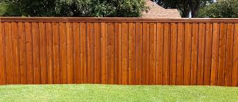 Advantages Of Staining Your Fence The Fence Masters