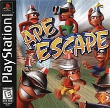Image result for ape escape""