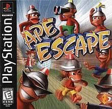 "Image result for ape escape"""