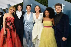SAG Awards 2020: Millie Bobby Brown and 'Stranger Things' cast ...