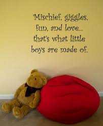 Little Boys Made Of Wall Decals Little Boy Quotes Boy Quotes Baby Quotes