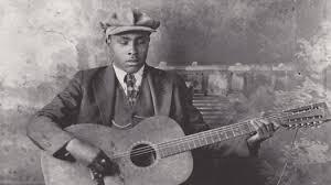 Black Then | Blind Willie Johnson: Performed Gospel Songs on the ...