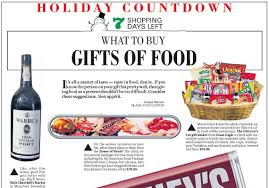 holiday gift guide food toledo blade