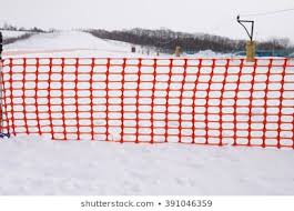 Orange Snow Fence Stock Photos Images Photography Shutterstock