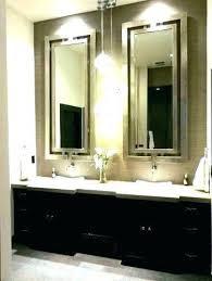 modern bathroom pendant lighting