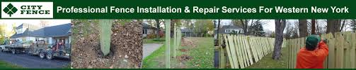 City Fence Quality Fencing Supplies Expert Fence Installation In Wny