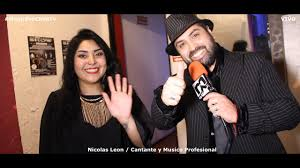 Nicolas Leon, nos deja un cordial saludo!! #MagicProChileTv - YouTube