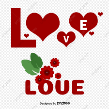 عيد الحب خلفيات حب أحمر الحب رومانسية Png وملف Psd للتحميل مجانا