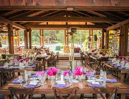 outdoor wedding venue catering