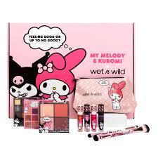 wet n wild my melody kuromi full