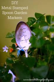 20 creative diy garden markers and
