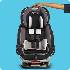 graco 4ever extend2fit platinum 4 in