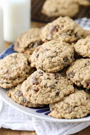 oatmeal raisin cookies spend with pennies