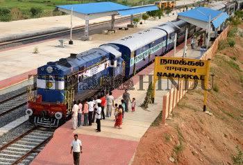 "Image result for namakkal railway station"""