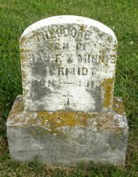 Theodore Schmidt (1911-1918) - Find A Grave Memorial