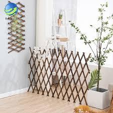 Buy 1 Piece Retractable Outdoor Wood Fence Indoor Outdoor Fence Garden Balcony Vine Frame Planting Tools At Jolly Ch