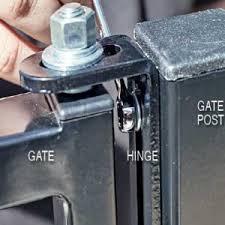 How To Install An Aluminium Fence Australian Handyman Magazine