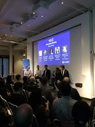 """Flurry on Twitter: """"Awesome panel sharing #MobileGrowth insights at  #pizzabeermobile #nyc @tobyvogels @hannahklion @ajrauner @Avantika789  @emersongreg 🍕🍺📱… https://t.co/4XtPnyAeTb"""""""