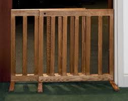 Popular Items For Wood Gate On Etsy Dog Crate Furniture Wooden Pet Gate Wooden Baby Gates
