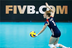 News - Carli Lloyd named USA Volleyball's female player of the year