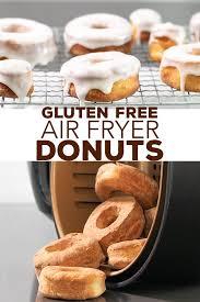 gluten free glazed yeast raised donuts