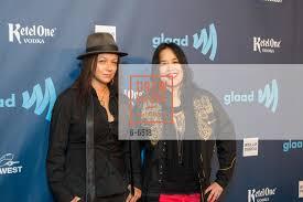 Josie Smith-Malave at GLAAD Media Awards RED CARPET