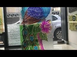 crystal acid texture colour bird glass