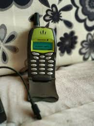 Ericsson T20s - Lime Twist (Unlocked ...