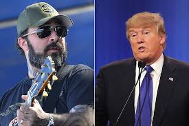 Staind's Aaron Lewis 'Would Certainly' Vote for Donald Trump