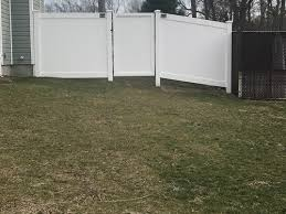Corner Garden Hiding Fence Gap