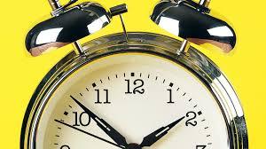 Spring forward: Clocks change in ...