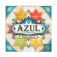 Bộ Đồ Chơi Board Game Azul Summer Pavilion Vui Nhộn Cho Bé