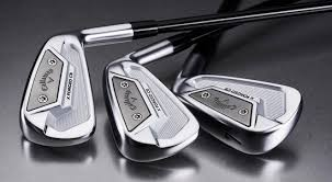Callaway announces new X Forged CB Irons