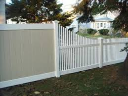 Custom Fencing Materials Installations The Vinyl Outlet